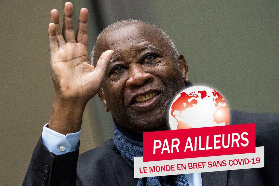 Laurent Gbagbo, ici à La Haye en février, a été reconnu non coupable en janvier 2019 de crimes commis entre 2010 et 2011 au cours des violences post-électorales en Côte d'Ivoire.