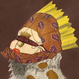 """Pochette de l'album """"KingButch"""" par Butcher Brown"""