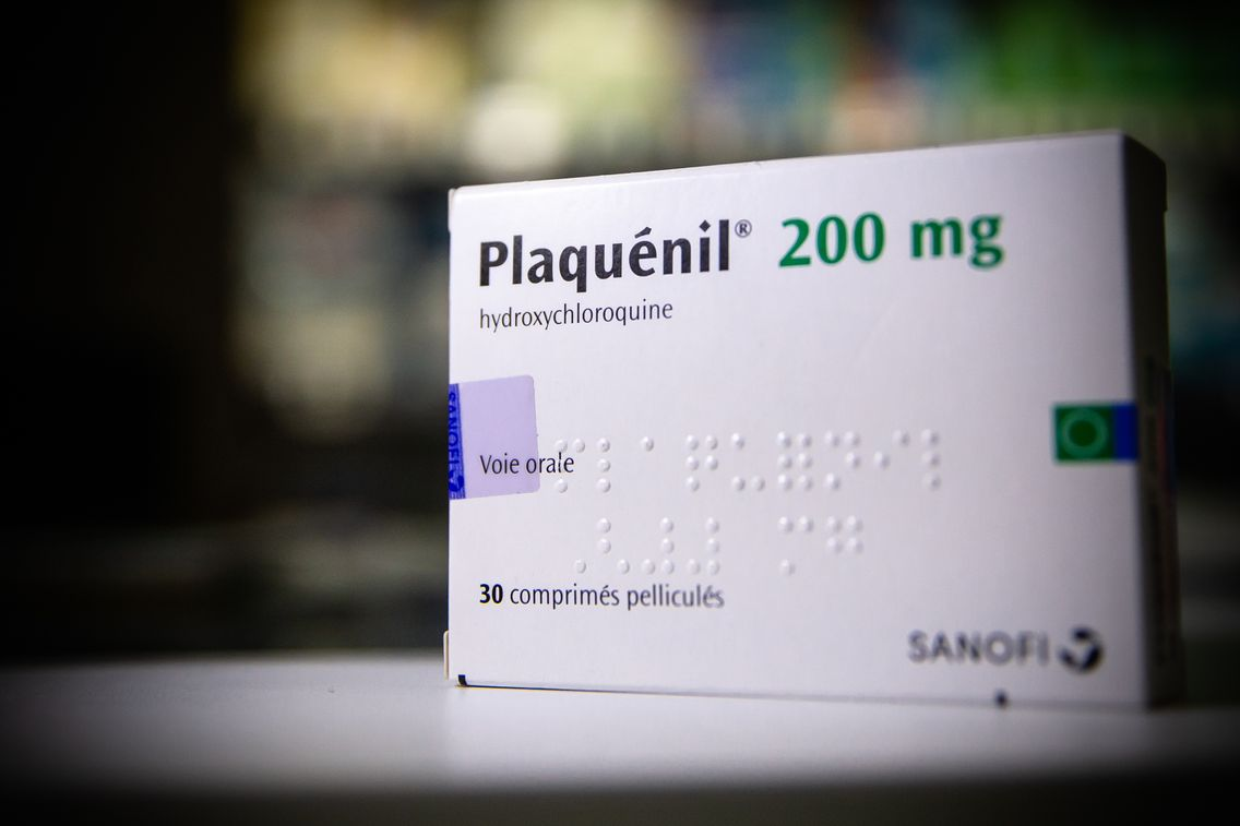 On pensait la controverse autour de la chloroquine terminée, mais c'est l'étude du Lancet qui est maintenant remise en cause