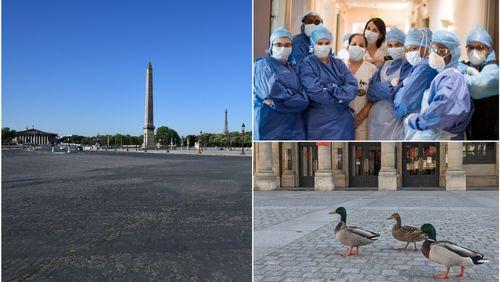 Ces images qui racontent la pandémie et notre confinement