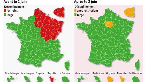 Le gouvernement amplifie le déconfinement de la société française