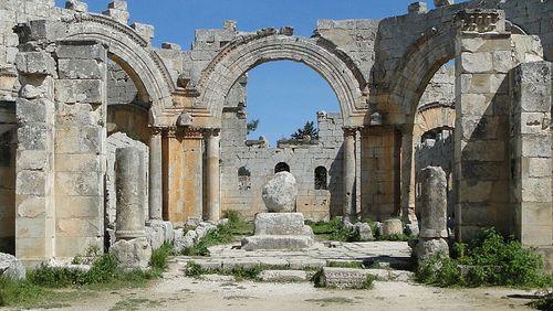 Syrie, Idlib, sur la piste des chrétiens d'Orient, avec Alain Desreumaux
