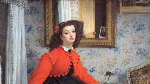 Artistes confinés dans leur exposition (1/4) : James Tissot, l'ambigu moderne, au musée d'Orsay