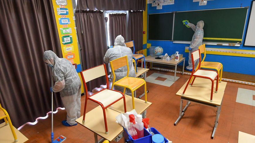 Coronavirus : certaines écoles ne rouvriront que le 18 mai, les ...