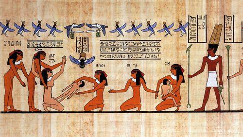 Parcours de soins dans l'Égypte pharaonique