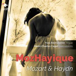 Symphonie en Sol Maj Hob I : 94 (Surprise) : 2. Andante - arrangement pour orgue et percussions - YVES RECHSTEINER