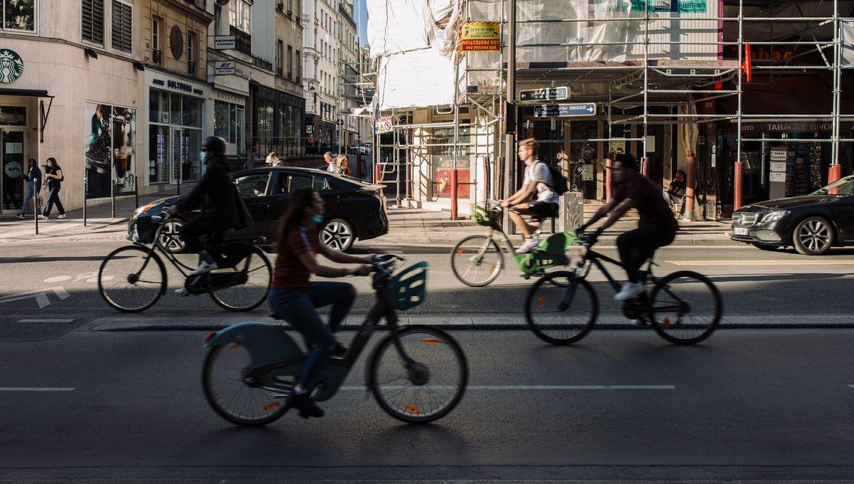 Vélo : les compteurs installés sur les pistes cyclables enregistrent une nette hausse partout en France