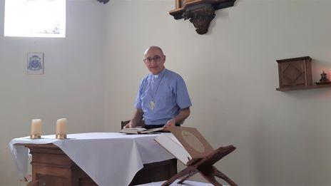 La messe de l'Ascension célébrée par l'archevêque de Sens-Auxerre en direct sur Youtube