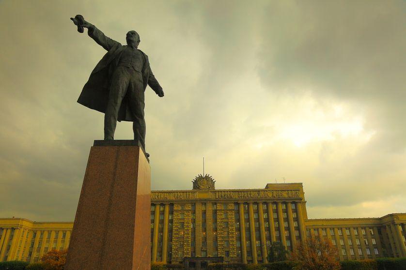 l'histoire de l'URSS nous renseigne sur la capacité des sociétés à changer de voie rapidement