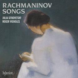 6 Mélodies op 4 : 4. Ne poy krasavitsa pri mne - pour soprano et piano - JULIA SITKOVETSKY