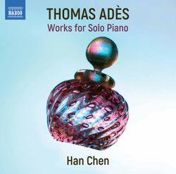 """Paraphrase de concert sur """"Powder Her Face"""" : 4ème mouvement - pour piano - HAN CHEN"""