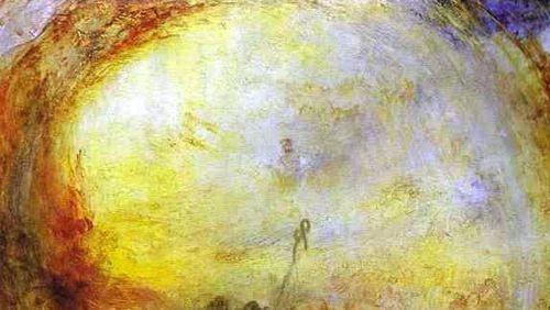 Lumière et couleur de JM William Turner