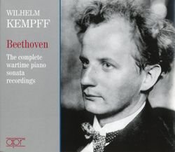 Sonate pour piano n°21 en Ut Maj op 53 (Aurore) : 1. Allegro con brio - Wilhelm Kempff