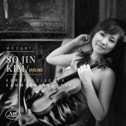 Concerto pour violon n°3 en Sol Maj K 216 : 3. Rondo. Allegro - SO JIN KIM