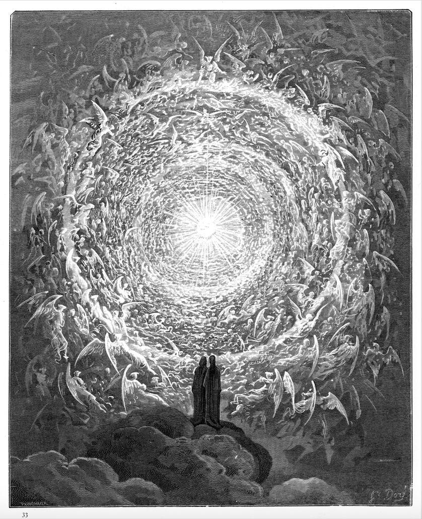 """Lisez la nouvelle traduction du """"Paradis"""" de Dante et montez vers les étoiles"""