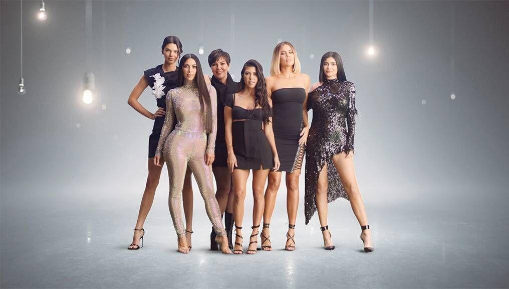 """L'incroyable famille Kardashian"""" débarque sur Netflix"""