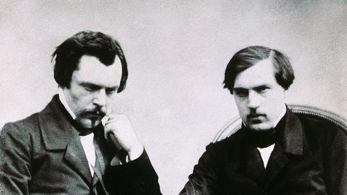 Épisode 1 : Le journal acerbe des infréquentables frères Goncourt