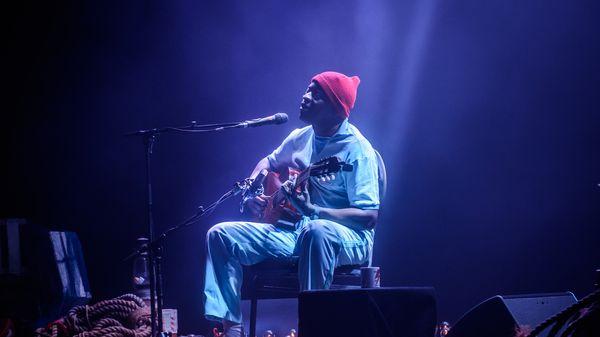 Manu Dibango, De La Soul et Seu Jorge