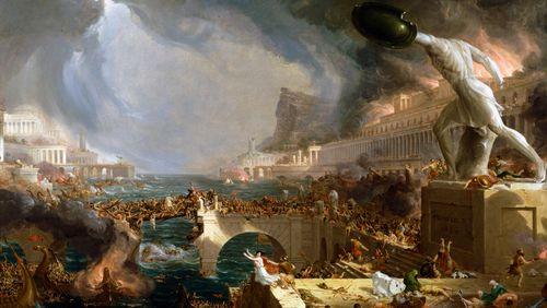 Épisode 1 : 476, la chute de Rome : décadence d'un empire décati ?