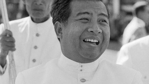 Norodom Sihanouk, monarque insubmersible (1922-2012)