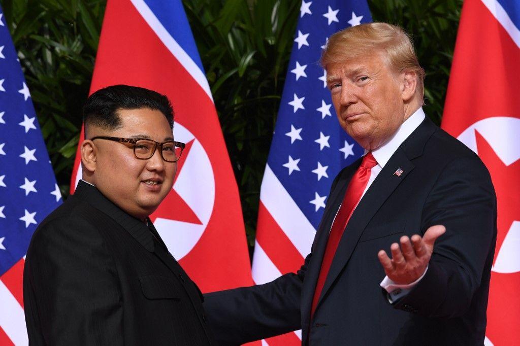 Donald Trump propose à Kim Jong-un une rencontre dans la DMZ