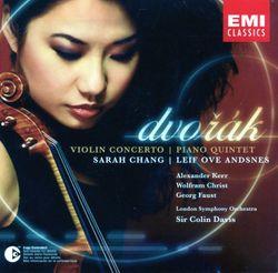 Quintette avec piano n°2 en La Maj op 81 B 155 : 3. Scherzo (Furiant). Molto vivace - LEIF OVE ANDSNES