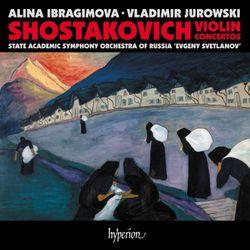 Shostakovich; Violin Concerto No 1 in A minor, Op 77 - 4; Burlesque; Allegro con brio - Presto - ALINA IBRAGIMOVA