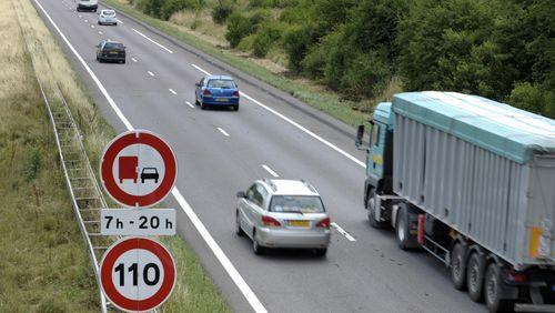 Que changerait la limitation de vitesse à 110km/h sur autoroute ?