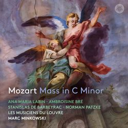 Messe en ut min K 427 : Kyrie (Soprano et Choeur) - ANA MARIA LABIN