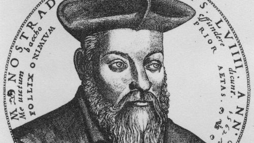 Nostradamus : surmonter les angoisses du monde