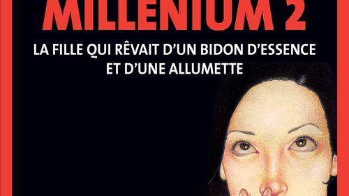 """""""Millenium 2 - La Fille qui rêvait d'un bidon d'essence et d'une allumette"""" de Stieg Larsson (9/15) : Qui est Zala ?"""