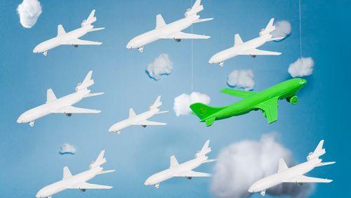 Un dernier avion pour la route...