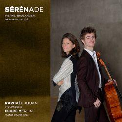 Sonate pour violoncelle et piano L 144 (135) : 3. Finale - RAPHAEL JOUAN