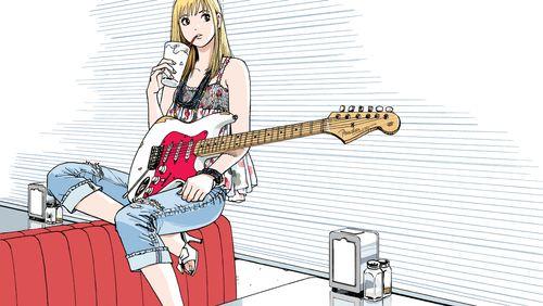 """Stop ! Hibari-Kun !!"" : un manga pop, transgenre et déjanté"