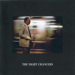 """Pochette de l'album """"The Night Chancers"""" par Baxter Dury"""