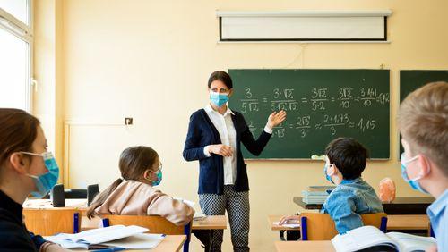 SARS-COV-2 : les enfants sont peu contagieux