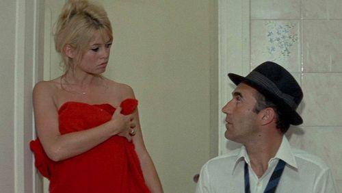 Le Mépris de Jean-Luc Godard ou l'art de jouer sans en avoir l'air