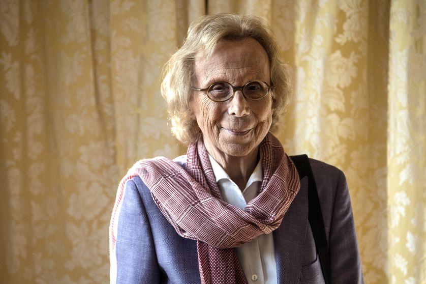 """Élisabeth de Fontenay : """"Je pense que j'ai contribué à rétablir l'affectif et le passionnel dans l'écriture philosophique"""""""
