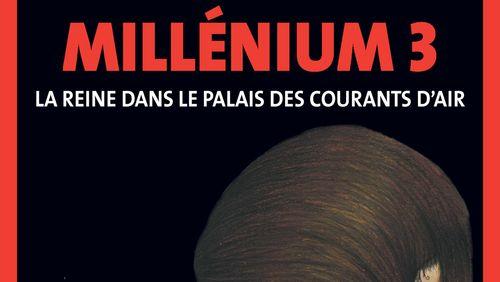 """""""Millenium 3- La Reine dans le palais des courants d'air """"de Stieg Larsson (1/10) : Une survivante"""