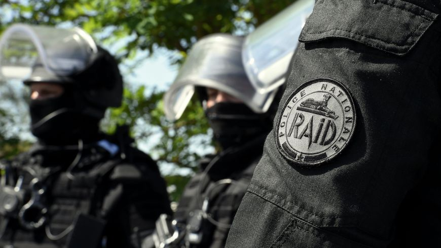 Des policiers du Raid sont intervenus. (Illustration)