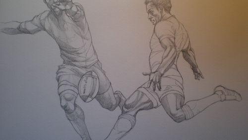 C'est du sport ! (1/8) : Vie et petite mort du rugby français.