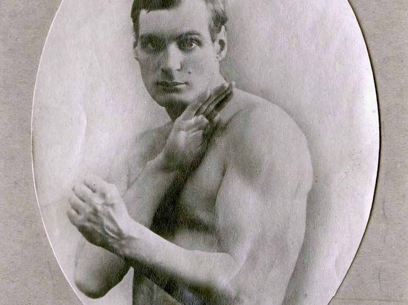 Arthur Cravan, boxer sa vie