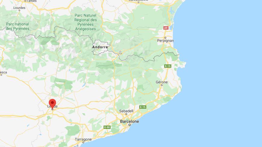 Coronavirus La Catalogne Reconfine Les Habitants Autour De Lerida
