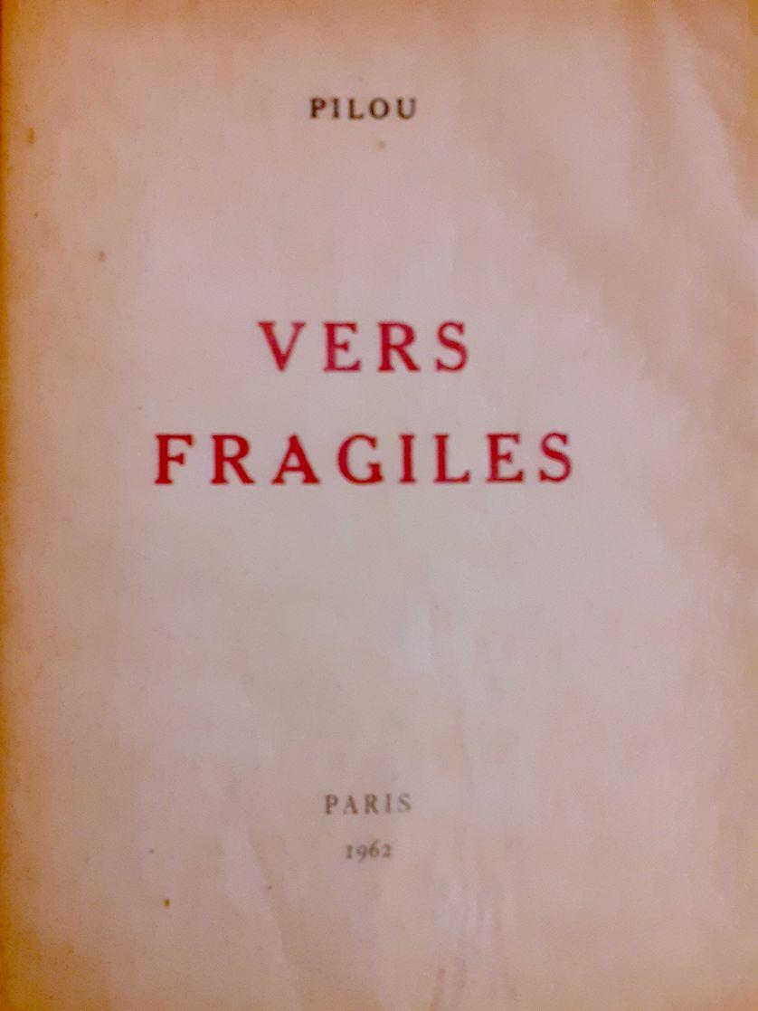Louis Bardot utilise son surnom familial pour publier ces poèmes à compte d'auteur.
