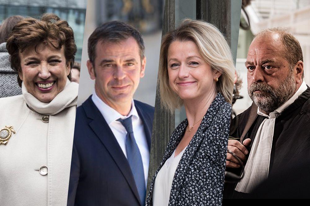 Bachelot Pompili Dupond Moretti Voici La Composition Du Gouvernement De Jean Castex
