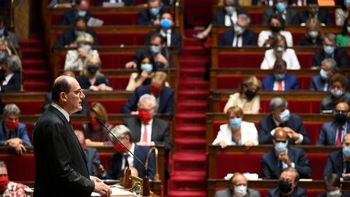 Jean Castex veut ressouder la France