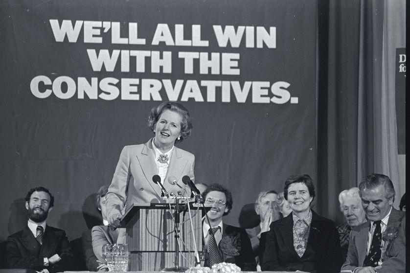 margaret thatcher politique