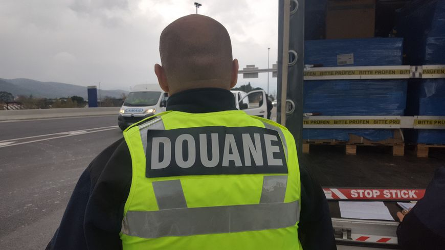 Agent des douanes (photo d'illustration).