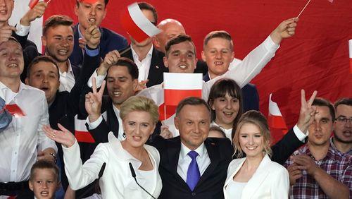 La Pologne déchirée par une présidentielle ultra-polarisée