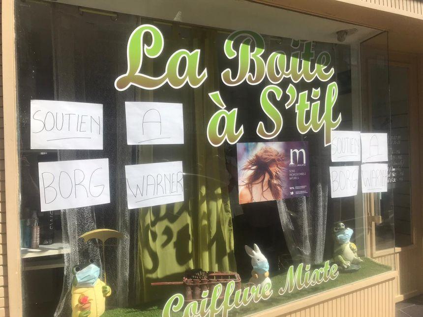 Les commerçants de Tulle ont baissé leur rideau ce samedi matin